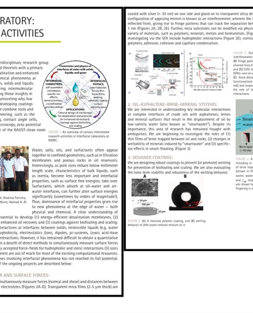 iLab in WDRC Newsletter Summer 2015